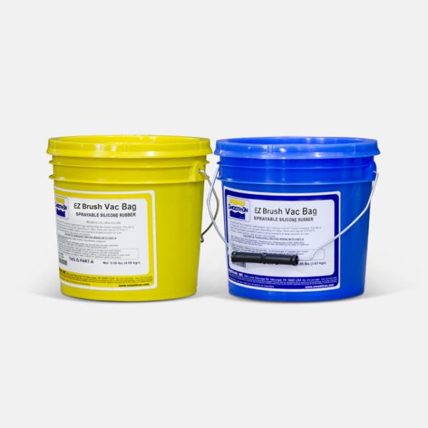 Ez-Brush Vac Bag Silicone