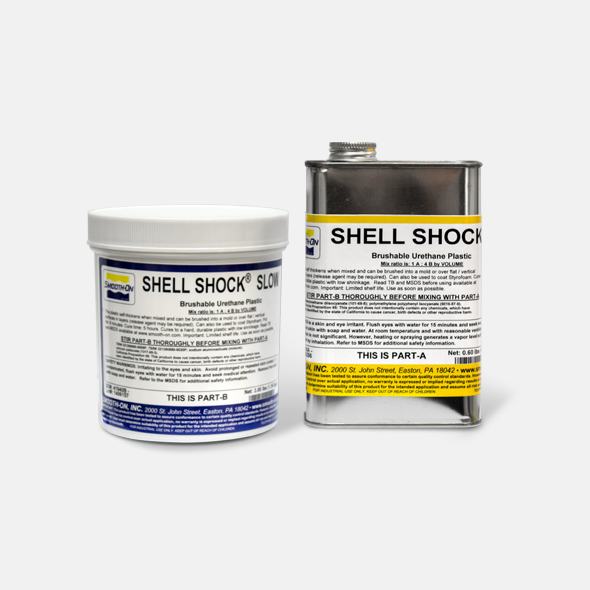 Shell Shock SLOW