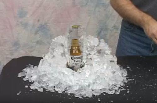 Искусственный лед из Encapso K