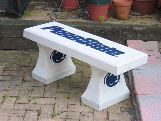 Скамейка по индивидуальному дизайну