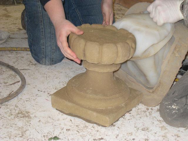 Воссоздание деревянных изделий 17 века с помощью форм из Dragon Skin