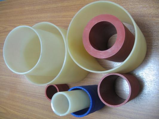 Рукава силиконовые больших диаметров
