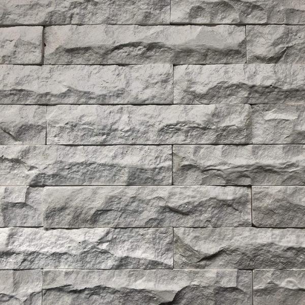 Полиуретановая форма для декоративного камня Известняк торцованный F030A