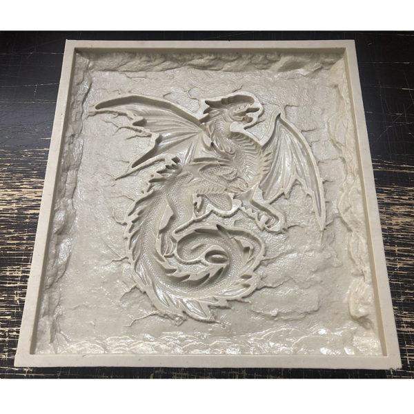 Панно «Восточный дракон» F2170А