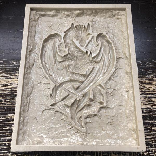Панно «Восточный дракон» F2170В