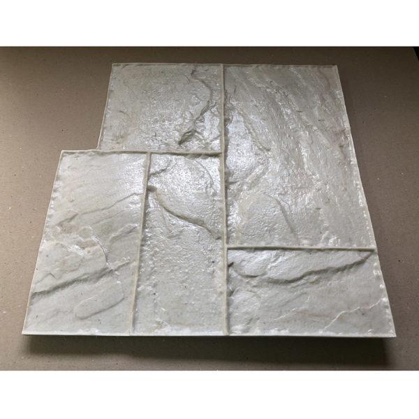 Штамп для декоративного бетона Тесаный камень F3060
