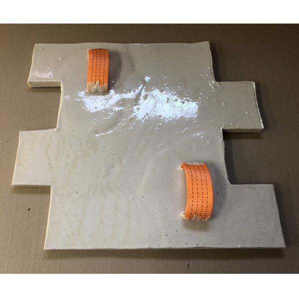 Готовый штамп для декоративного бетона Стеновой камень F3250