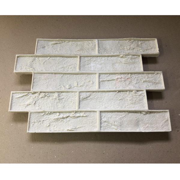 Полиуретановый штамп для печатного бетона Старый кирпич F3270
