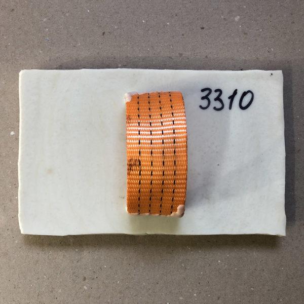 Полиуретановый штамп для печатного бетона Прихлопка F3310