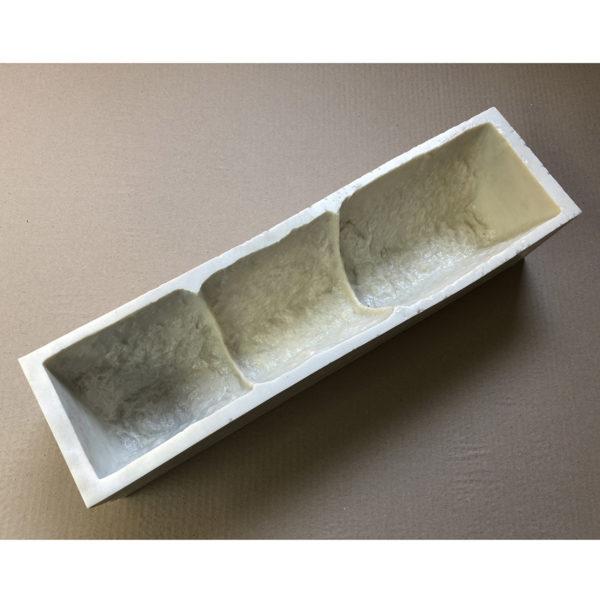 Готовая форма для плитки Бордюрный камень F4160А