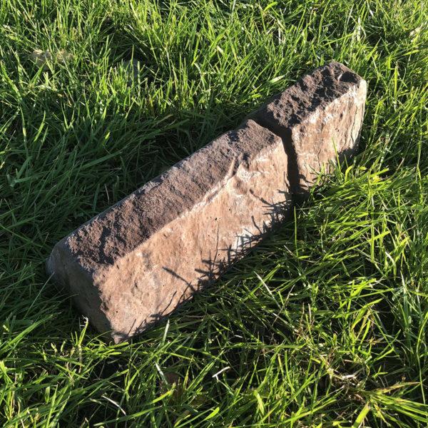 Готовая форма для плитки Бордюрный камень F4160В
