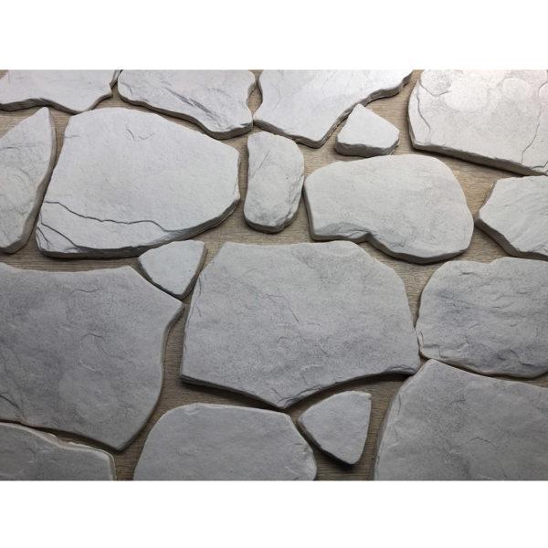 Полиуретановая форма для декоративного камня Бут Новый F280A