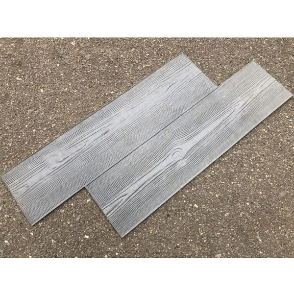 Полиуретановый штамп для печатного бетона Двойная доска F3041