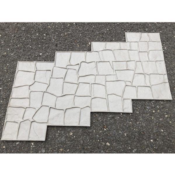 Печатный бетон штамп Гранит F3091