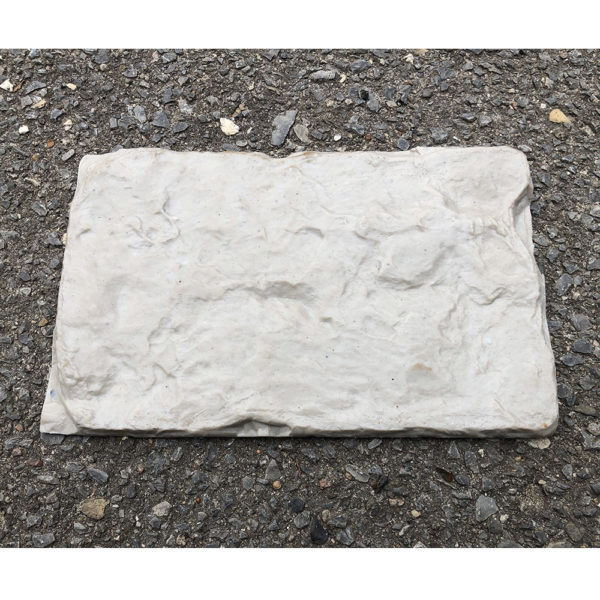 Полиуретановый штамп для печатного бетона Прихлопка F3311