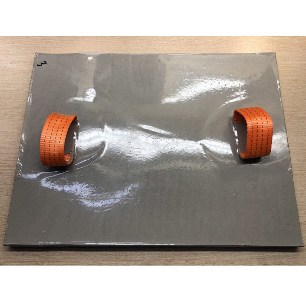 Полиуретановый штамп для печатного бетона Песчаник 59х45 F3390C