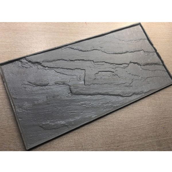 Полиуретановый штамп для печатного бетона Песчаник 59х30 F3391E