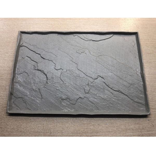Полиуретановый штамп для печатного бетона Песчаник 44х30 F3391I