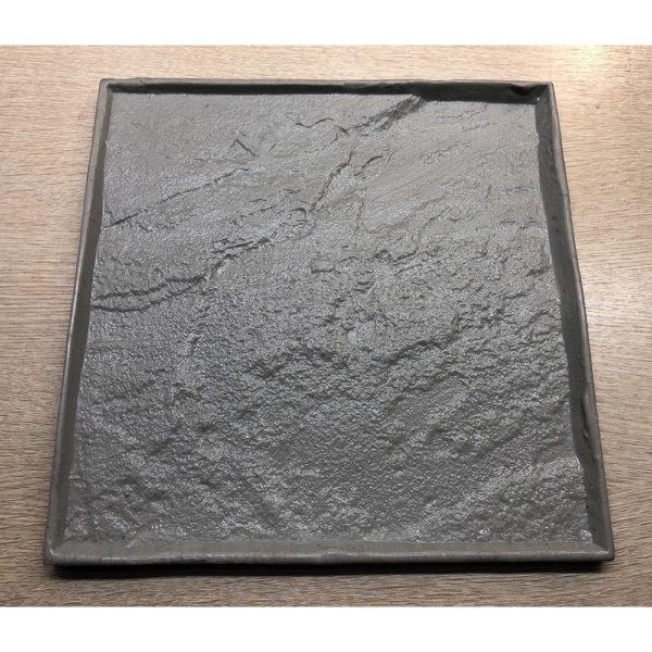 Полиуретановый штамп для печатного бетона Песчаник 30х30 F3391M