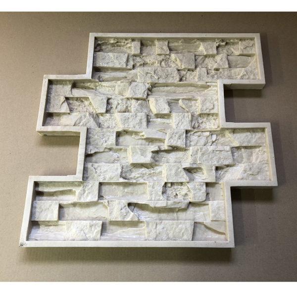 Полиуретановая форма Панель Сланец Киммерийский F701