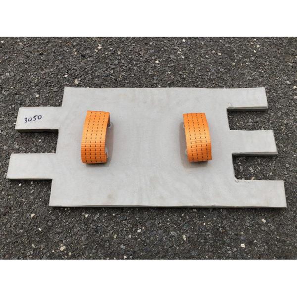 Полиуретановый штамп для бетона Кирпич Манхэттен F3050