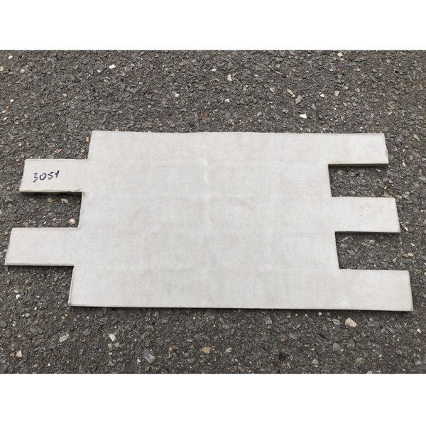 Полиуретановый штамп для бетона Кирпич Манхэттен F3051