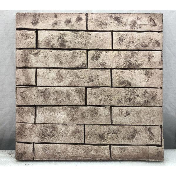 Полиуретановый штамп для бетона Венский клинкер F3070