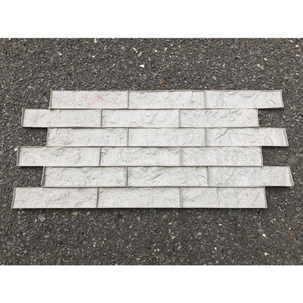 Полиуретановый штамп для печатного бетона Венский клинкер F3071