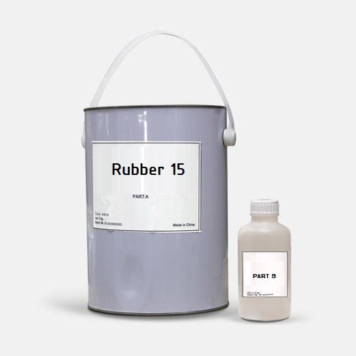 Формовочный силикон серии Rubber 15